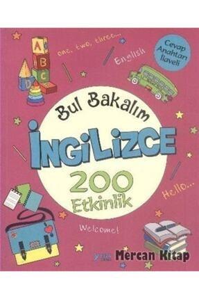 Yuva Yayınları Bul Bakalım Ingilizce 200 Etkinlik 0