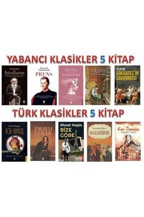 Dorlion Yayınevi Klasikler 10 Kitap 0