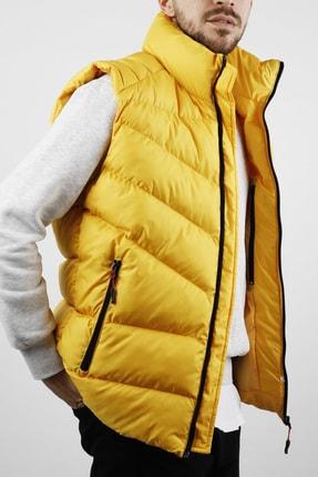 XHAN Sarı Şişme Yelek 1kxe4-44451-10 2