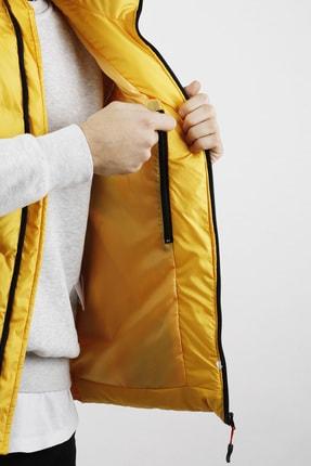 XHAN Sarı Şişme Yelek 1kxe4-44451-10 3