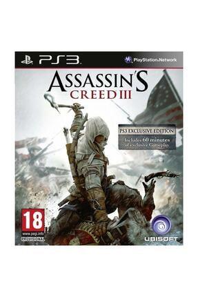 Ubisoft Assasin's Creed 3 Ps3 Oyunu 0