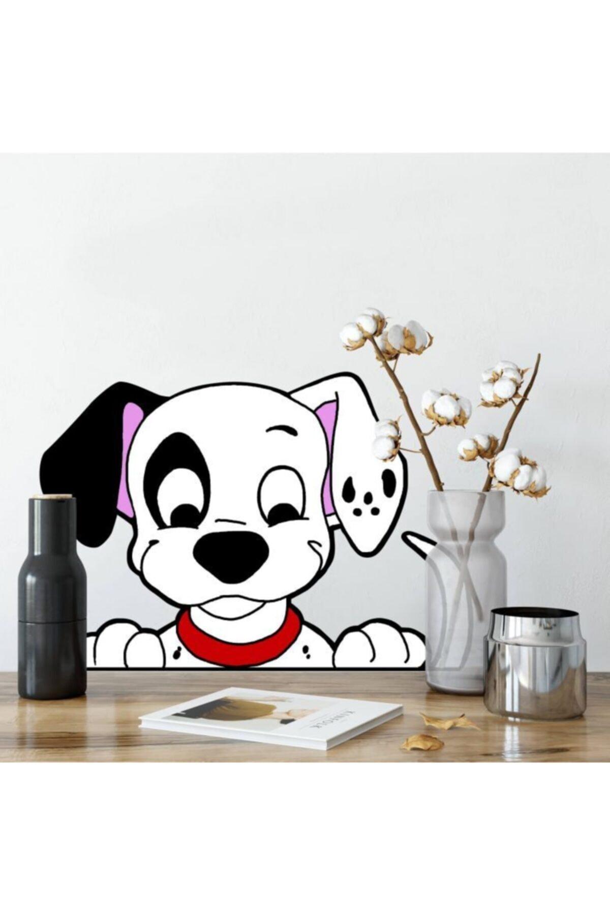 Dalmaçyalı Köpek Sticker