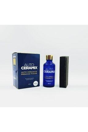 Auto Ceramix 4+1paket Araba Otomobil Motor Seramik Kaplama Sıvısı 2