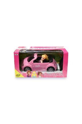 King Toys Arabalı Barbie Bebek 0