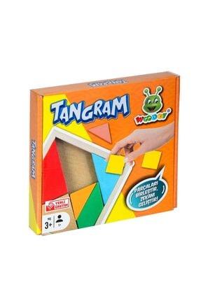 Karsan Oyuncak Woodoy Tangram 7 Parça 0
