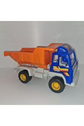Kepçe Hediyeli Ford Kamyon Mavi-turuncu u89