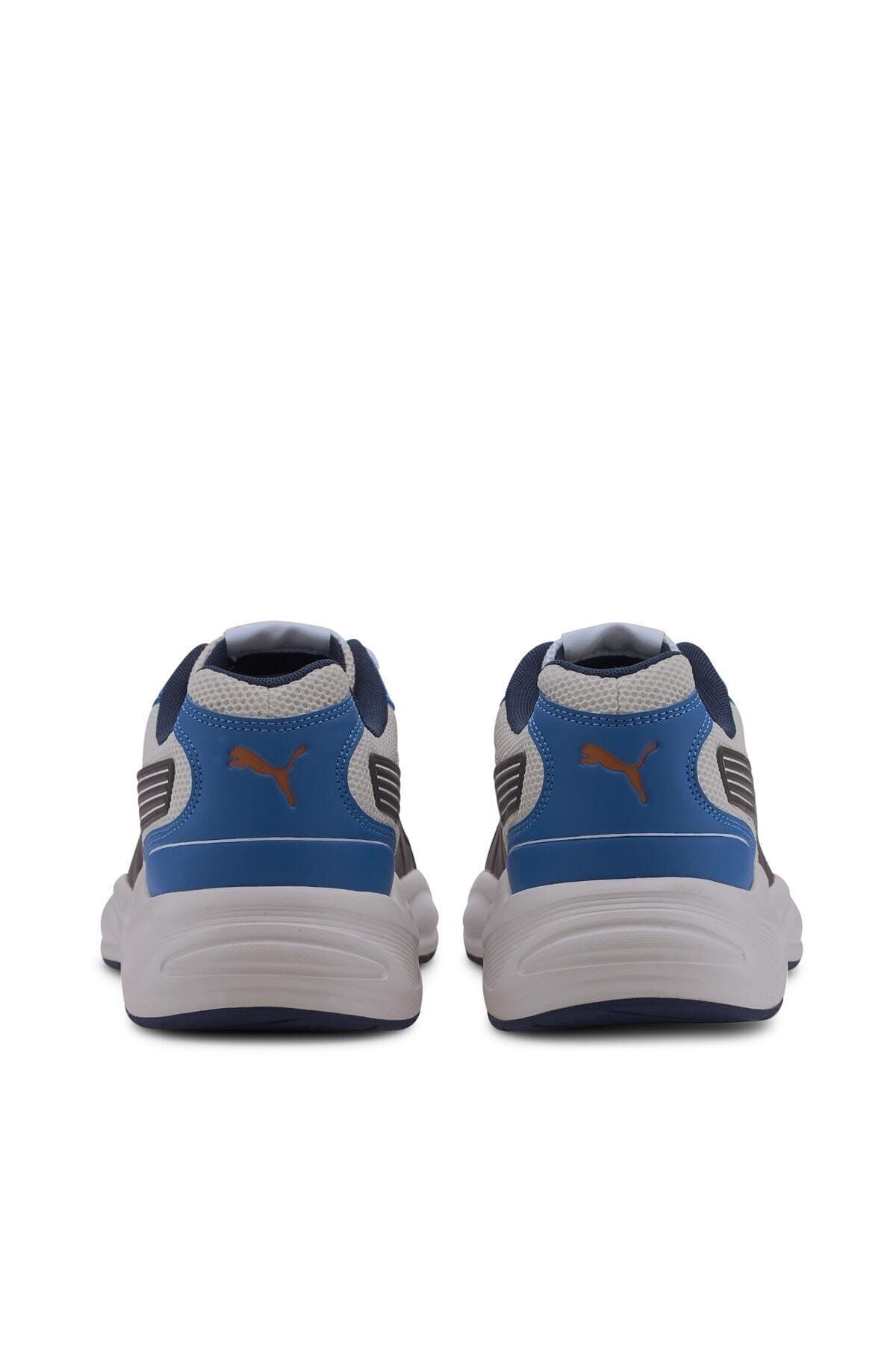 Puma Unisex Beyaz Spor Ayakkabı