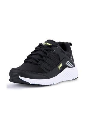 Jump Erkek Siyah Günlük Spor Ayakkabı 24865 1
