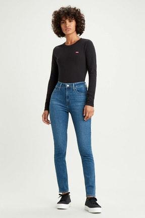 Levi's Kadın Mavi 721 Yüksek Bel Skinny Jean 18882-0388 0