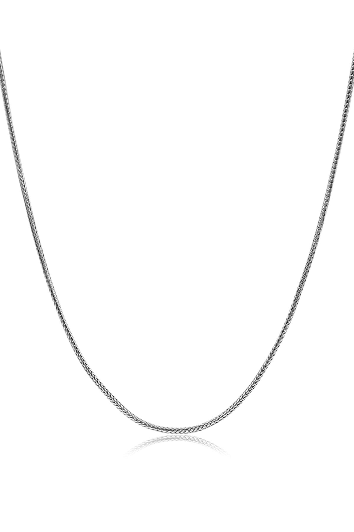 Gümüş Erkek Zincir Kolye Vek-3010