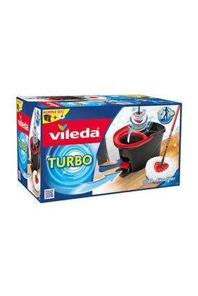 Vileda Turbo Pedallı Temizlik Sistemi 1