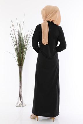 miss ledonna Yandan Bağlamalı Namaz Elbisesi 3