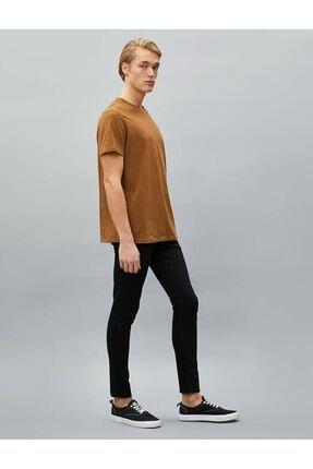 Koton Erkek Siyah Jean Pantolon 1