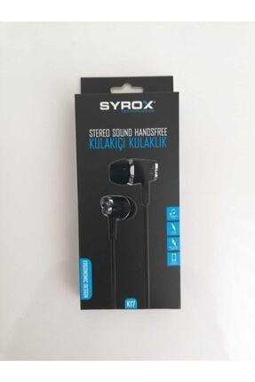 Syrox Kulakiçi Kulaklık 0