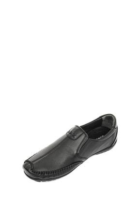 GÖNDERİ(R) Hakiki Deri Siyah Erkek Günlük (Casual) Ayakkabı 01612 4