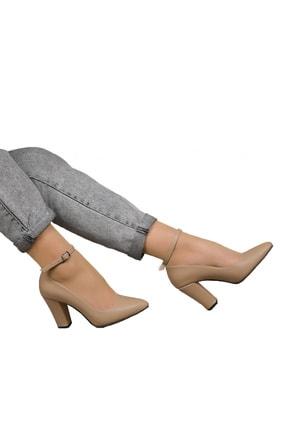 Renas R803 Günlük Klasik Kadın Topuklu Ayakkabı 0