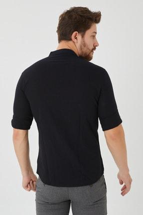 Cosmen Erkek Siyah Gömlek 3