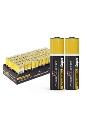 Powermaster Aaa Ince Kalem Pil 10'lu Paket -- Kumanda Pili 0