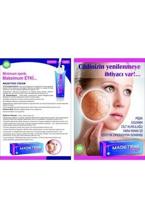 MADETENE Cream 75 Ml,besleyici Ve Onarmaya Yardımcı Cilt Yenileyici Krem 8682016303294 2