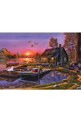 22502 Puzzle 2000/lakeside Cottage Puzzle 2000 Parça ETMPN8753601