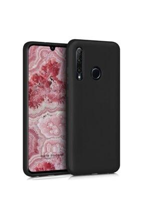 Zengin Çarşım Huawei Y6p Yumuşak Silikon Kılıf Siyah 0