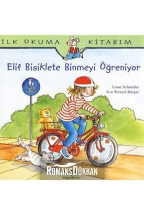 İş Bankası Kültür Yayınları Işbankası  Elif Bisiklete Binmeyi Öğreniyor 0