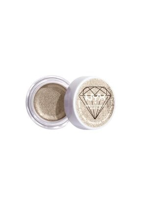 NYX Professional Makeup Diamond & Ice, Please! Jelly Shadow Işıltılı Far - Gold Stacks 1