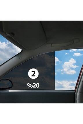 Numgard Oto Cam Filmi Çizilmez 1. Kalite 50 Cm X 6 Metre %20 Koyuluk 2 Numara 0