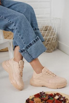 Moda Değirmeni Unisex Pembe Sneaker Md1055-101-0001 0