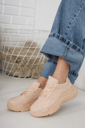 Moda Değirmeni Unisex Pembe Sneaker Md1055-101-0001 1