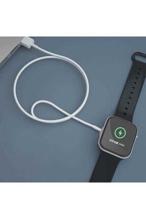 Zore Apple Watch Se 40-44mm Manyetik Şarj Aleti Kablosu Hızlı Şarj 3