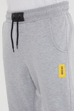MaesSE Erkek gri günlük eşofman altı jeans fashion 4