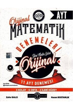 orjinal yayınları Ayt Orijinal Matematik 11 Li Denemeleri Orijinal Yayınları 0