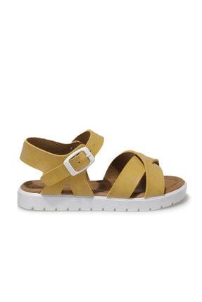 Polaris 508159.P1FX Sarı Kız Çocuk Sandalet 101010672 1