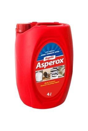 ASPEROX Asprin Genel Temizlik Sıvısı 4 lt 0