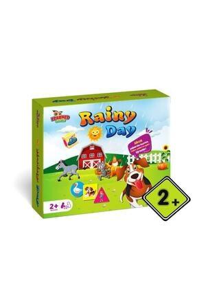 Learned Games Rainy Day 2-3 Yaş Okul Öncesi Eğitici Oyun 0