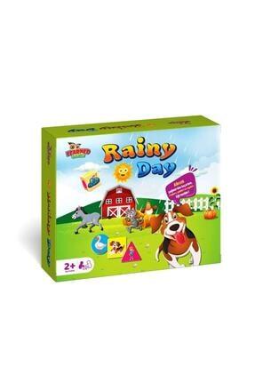 Learned Games Rainy Day 2-3 Yaş Okul Öncesi Eğitici Oyun 2