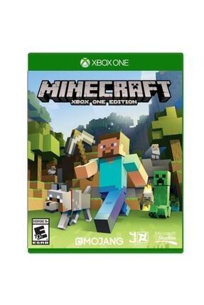 Microsoft Studios Minecraft Xbox One Oyun 0