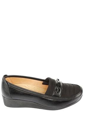 Gön Kadın Siyah Günlük Ayakkabı 42090 4