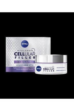 Nivea Hyaluron Cellular Fıller + Dolgunlaştırıcı Yaşlanma Karşıtı Gündüz Kremi 50 ml 1