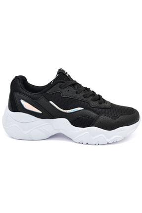 ICELAKE Unisex Siyah Sneaker Y01ls106 2