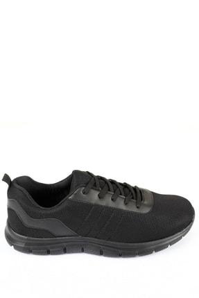 GÖNDERİ(R) Siyah Erkek Sneaker 34719 1