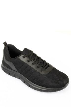 GÖNDERİ(R) Siyah Erkek Sneaker 34719 3
