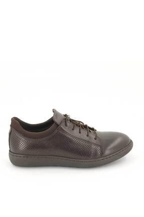 Venüs Erkek Kahverengi Deri Ayakkabı 1