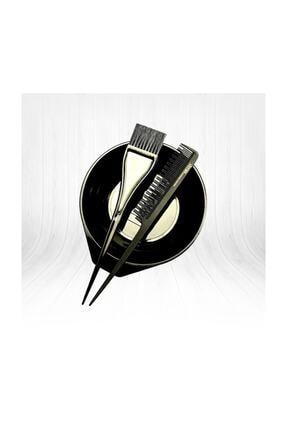 Vip Home Concept Saç Boyama Seti 3 Parça (fırça,tarak,boyama Kabı) 0