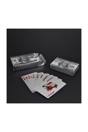 Zzn Poker Iskambil Oyun Kartları Kaplama Deste Kağıt Oyunu Seti 0