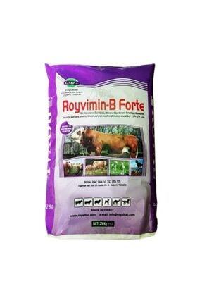 Royal Royvimin B Forte Torba Toz Besi Hayvanı Yem Katkısı 25 Kg 0