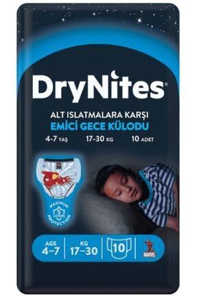 DryNites Erkek Emici Gece Külodu 4-7 Yaş 30 Adet 3