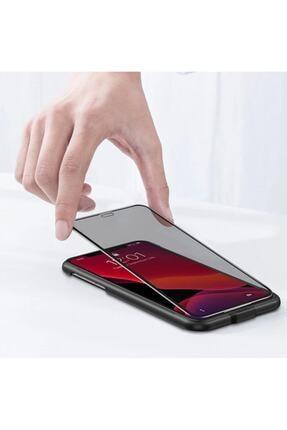 Telefon Aksesuarları Iphone 11 Pro Max (6.5'') Kavisli Gizlilik Filtreli Zengin Çarşım Hayalet Ekran Koruyucu 4