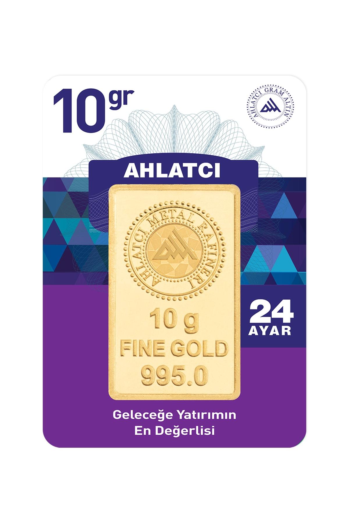 24 Ayar - 10g Altın
